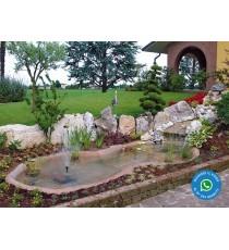 Giardini d' acqua bacino malawi