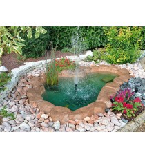 Giardini d' acqua bacino garda