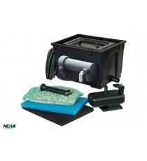 Newa filtro pratico advance 5000 con uvc 5 w