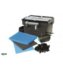 Newa filtro pratico advance 15000 con uvc 16 w