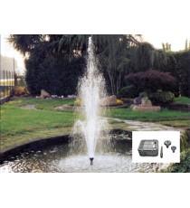 Giardini d' acqua kit pompa easy 7 con zampillo grande