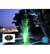 Giardini d' acqua pompa galleggiante