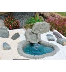 Giardini d' acqua cascata resia