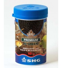 SHG Premium HI Green 50g SCAD 03/2019