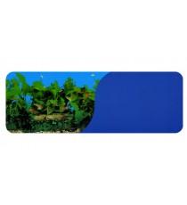 Prodac Sfondo acqua dolce e blu 80cm H.50
