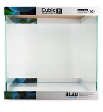 Blau aquaristic acquario cubic aquascaping 91