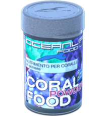 Oceanlife coral food powder 70g 150ml