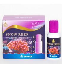 SHG snow reef