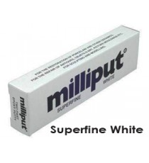 Milliput Superfine White - Colla epossidica bicomponente BIANCA