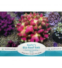 korallen zucht Reefer´s Bio Reef Salt Premium 20kg