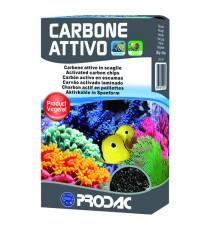 Prodac carbone attivo in scaglie 250gr