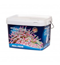 Aquamedic reef salt 20kg cartone