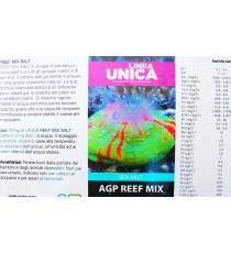 Linea unica sea salt reef mix 20 kg cartone