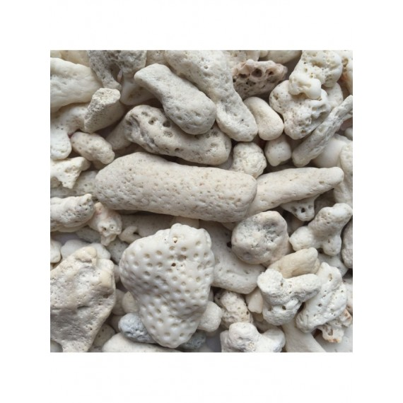 Oceanmax sabbia corallina jumbo 10-20mm 2,5kg