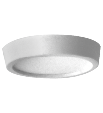 Sera dischetto poroso in ceramica