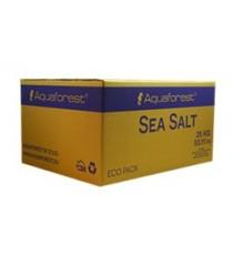 Aquaforest sea salt cartone da 25 kg