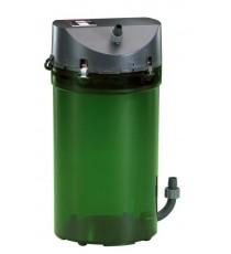 Eheim Filtro esterno classic 600 con spugne, materiali filtranti biologici e doppio rubinetto