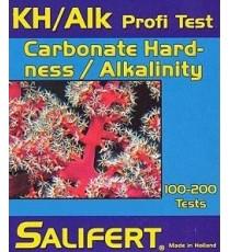 Salifert Profi Test KH/Alkalinity - Sufficente per 100-200 test