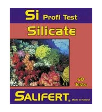Salifert Profi Test Silicati - Sufficente per 50 test
