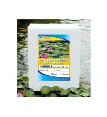 Giardini d' acqua Telo PVC 4.00 x 6.00  nero