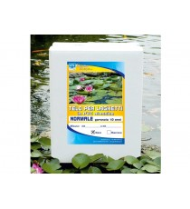 Giardini d' acqua Telo PVC 8.00 x 6.00 nero